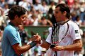 June 1, 2009: Roger Federer comes from the brink of defeat against Haas