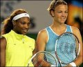 Lindsay Davenport reveals Serena Williams' impact on mums to be