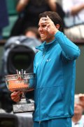 Rafa Nadal secures 'King of Clay' status but has other concerns