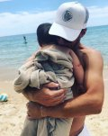 Fabio Fognini's wife shares adorable pic on Father's Day