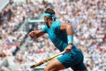 Now I make less effort than in the past, says Rafael Nadal