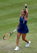 Czechs and Balances: Barbora Strycova gains on top ranked 5th player