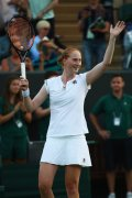 Going deep at Wimbledon for Alison Van Uytvanck: A Welcomed Treat