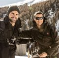 Bear Grylls reveals Roger Federer's unusual fears at the top of a mountain