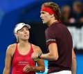 Alexander Zverev pays amazing tribute to Angelique Kerber on Wimbledon win