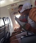 Rafael Nadal travels in tourist-class on his way to Mallorca