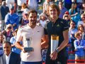 'I am trying to be better than Roger Federer and Rafael Nadal ' - Zverev