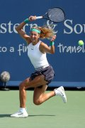 Victoria Azarenka strives to overcome the pits of defeat