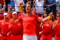 Rafael Nadal leads strong Spanish Davis Cup team against France