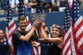 US Open: Jamie Murray and Bethanie Mattek-Sands win mixed doubles crown