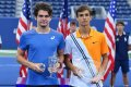 US Open: Thiago Seyboth Wild and Xiyu Wang claim junior titles