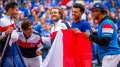 Yannick Noah reflects on his time with French Davis Cup team