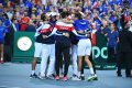 France to host Croatia in Davis Cup final on familiar site