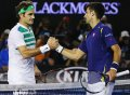 Djokovic: At one time, Federer, Nadal and I didn't speak to each other