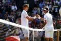 It was great to spend time with Roger Federer and Djokovic, says Anderson