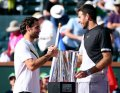 I like to be a tough rival for Roger Federer and Rafa Nadal, says del Potro