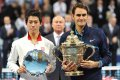 November 6, 2011: Roger Federer thumps Kei Nishikori for fifth Basel crown