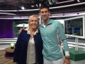 I was helped by Martina Navratilova, reveals Novak Djokovic