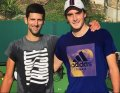 Are Stefanos Tsitsipas and Novak Djokovic going to play an Exo?