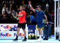 ATP Finals: Mike Bryan and Jack Sock into final