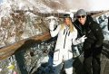 Simona Halep goes skiing with former coach Darren Cahill