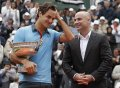 Roger Federer could just be tired of the challenges, says Andre Agassi