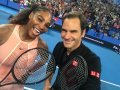 'It was the match of my career' - Serena Williams on facing Roger Federer