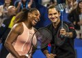 Serena Williams and Federer's selfie is just the latest iconic tennis image