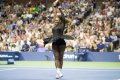 Serena Williams has to work hard to win a Major, says Caroline Garcia