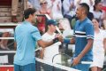 We wish Kyrgios was on court rather than a commentary booth - Roger Federer