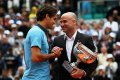 Agassi: I could not compete with Roger Federer, Rafael Nadal, Djokovic