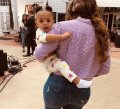 Serena Williams: I like changing my daughter Olympia's diapers