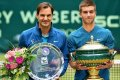 Borna Coric rates Halle triumph over Roger Federer as his best win ever