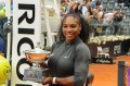 Rome - Monday Schedule: Serena Williams starts her run