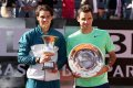 It's not easy to find a place between Federer, Nadal, Djokovic - Henin