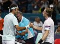 Younger players are still very far from Federer, Nadal, Djokovic - Pundit