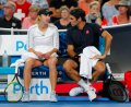 Belinda Bencic: It's amazing that I have pictures with Roger Federer