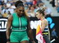 I was intimidated by Serena Williams in the past, says Simona Halep