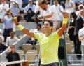 Rafael Nadal: 'Winning in straight sets was the main thing'