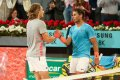 Tsitsipas needs to beat two out of Nadal, Federer,Djokovic in Majors -Coach