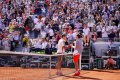 Casper Ruud was so close to take third set to Roger Federer, says father