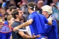 Jeremy Chardy: Roger Federer asked me if I wanted to player Laver Cup