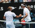 Roger Federer shares thoughts on funny practice with Dan Evans
