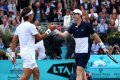 Andy Murray and Feliciano Lopez into Queen's semifinal