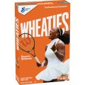 Wheaties announce Serena Williams on their box cover