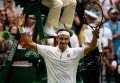 Roger Federer jokes: 'I hope Matteo Berrettini has no energy left'
