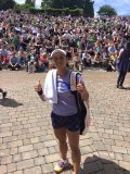 The Swedish Open brings double treats to Misaki Doi