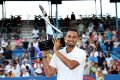 ATP Washington: Nick Kyrgios edges Daniil Medvedev to wrap up title