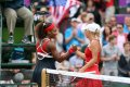 Caroline Wozniacki shares conversation with dad about Williams sisters