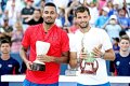 On this day:Grigor Dimitrov tops Nick Kyrgios for maiden Masters 1000 crown